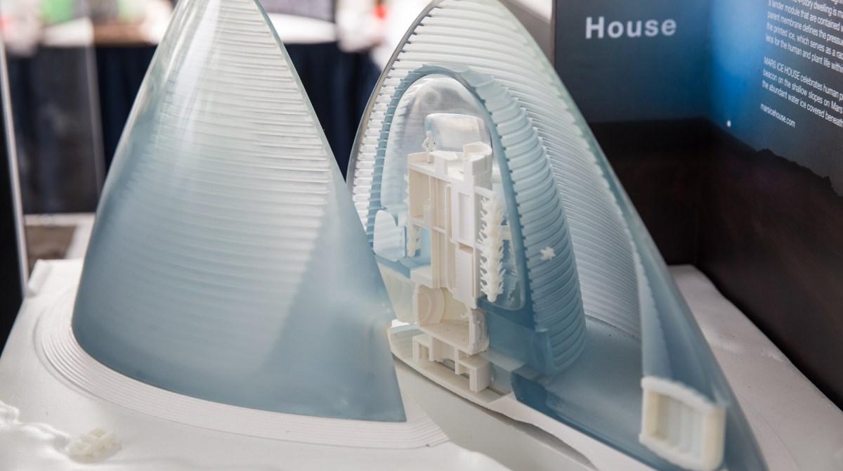 NASA Announces Winners of 3D Printed Habitat Challenge