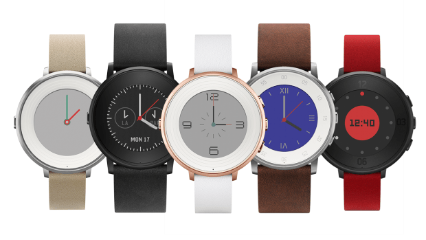 The new Pebble Round (Credit: Pebble)
