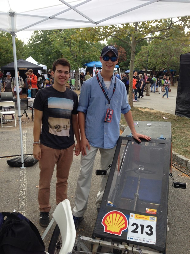 Darien High School Fuel Cell Program