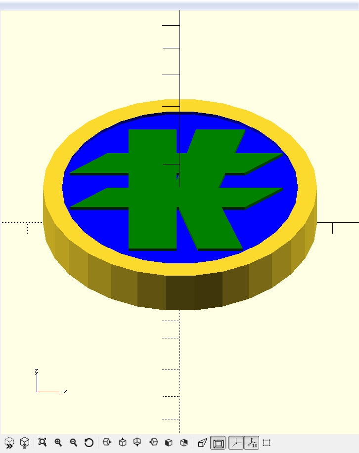 How to Design Custom Game Tokens with OpenSCAD | Make: