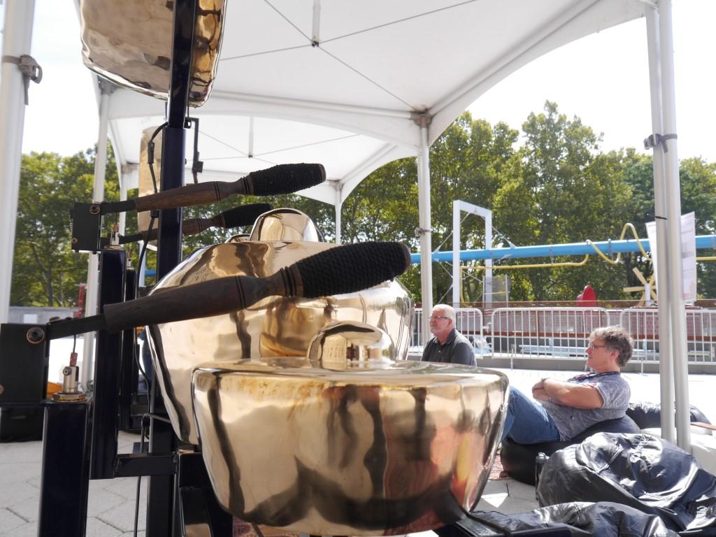 The Secret Storytellers Behind Maker Faire's Exhibits