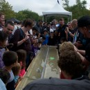 Paddle Battle: 3D Printed Boats Race in Tiny Moats