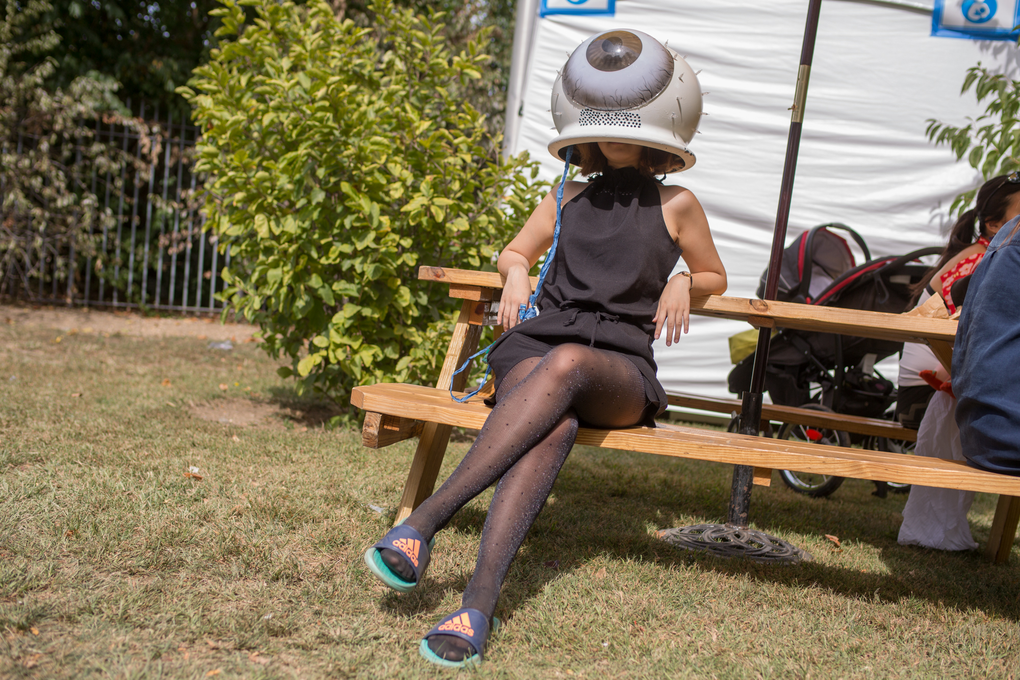 A Snapshot of World Maker Faire: Dancing Dinos and Eyeball Fashionistas