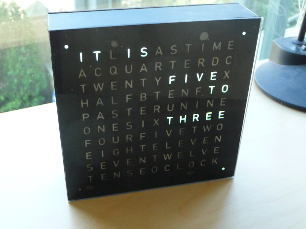 small word clock