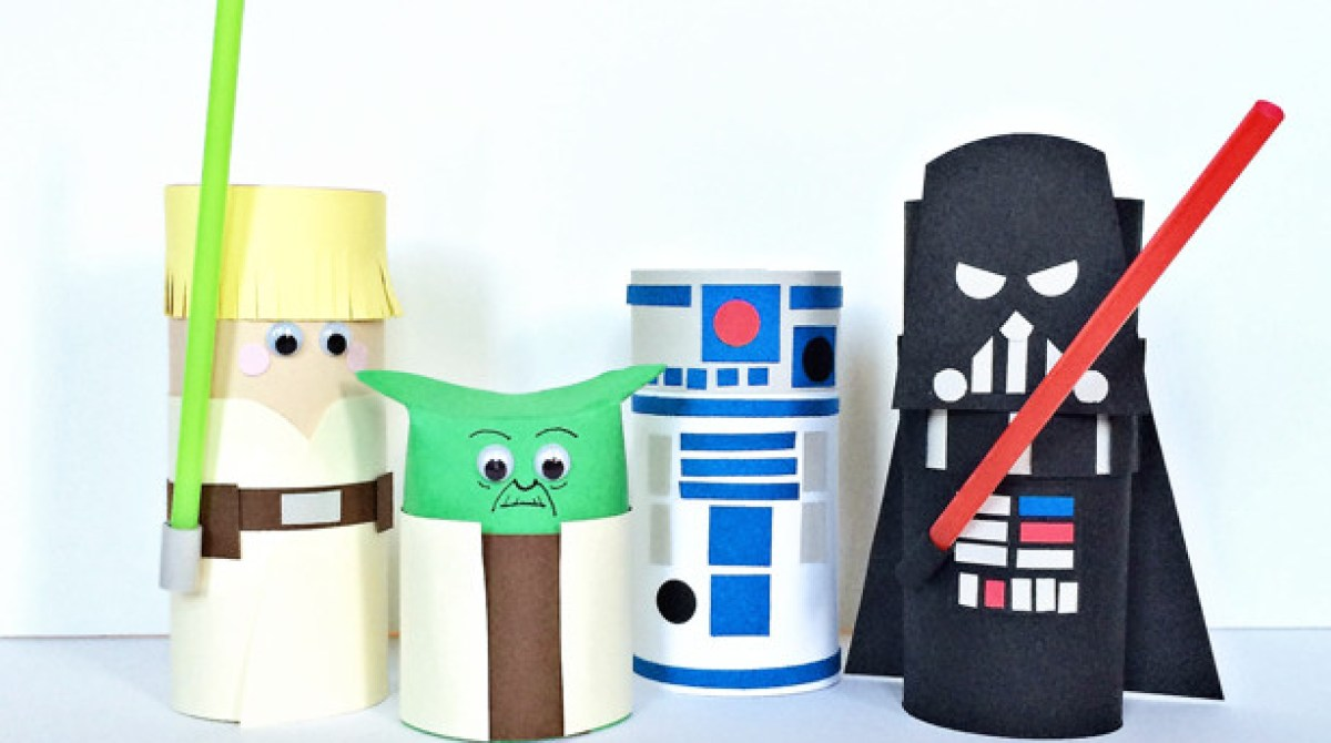 17 Star Wars Projects to Celebrate ForceFriday | Make: