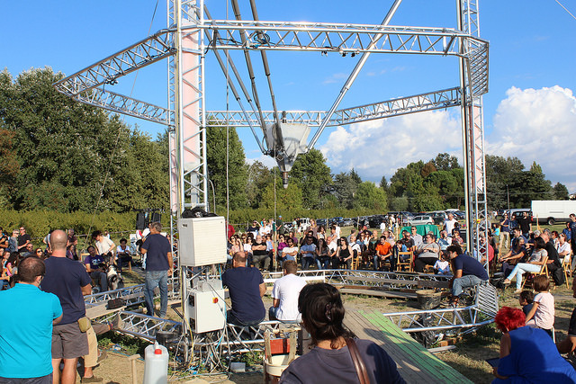World's Largest 3D Printer Being Built at Maker Faire Rome