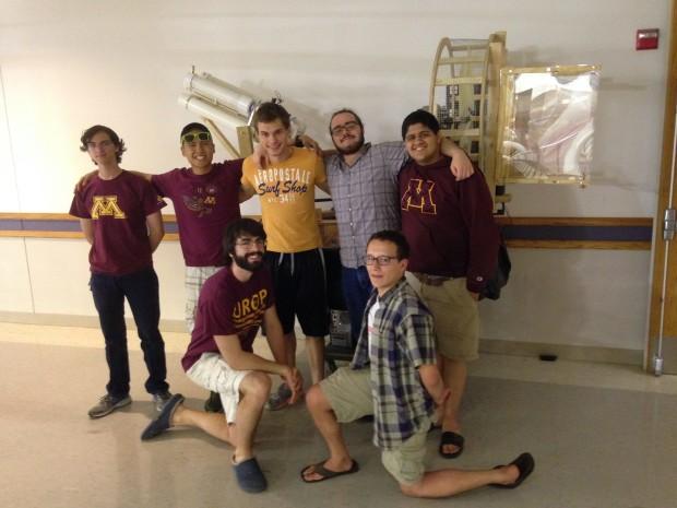 ACV Gunship Team Pic