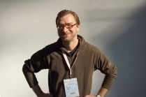 Clemens Gruber from Open Hive.