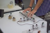 Hypercubes modular synth.