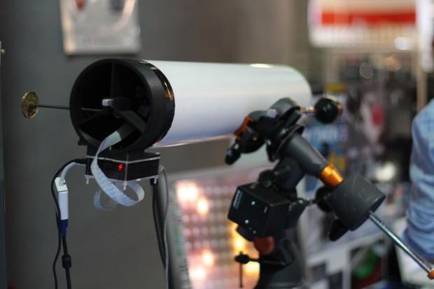 PiKon 3D Printed Telescope