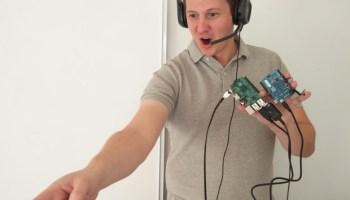 Building a Raspberry Pi-powered walkie talkie – Raspberry Pi Pod