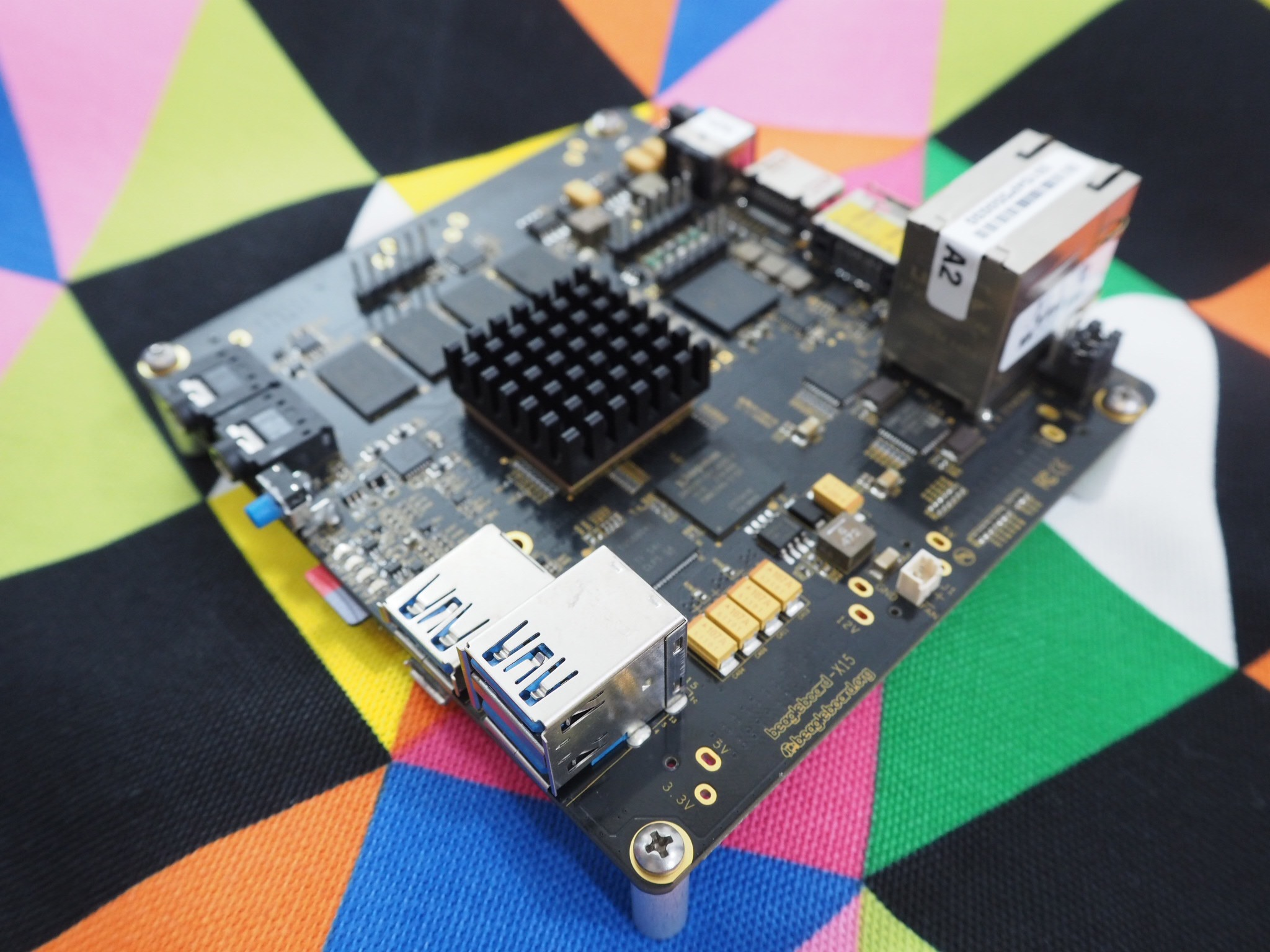 BeagleBoard Officially Reveals the X15 —And it's a Beast