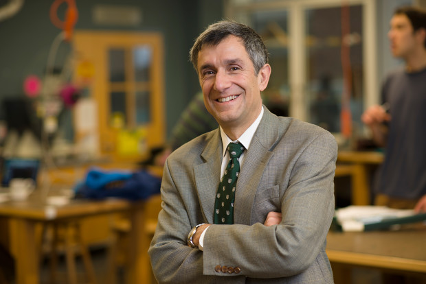 Joseph Helble, dean of the Thayer School of Engineering at Dartmouth College. Photo: John Sherman