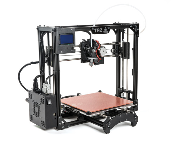 Outstanding Open Source Taz 5, Lulzbot