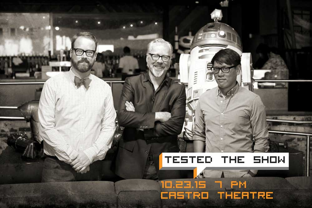 Tested Live Show Comes to San Francisco This Friday