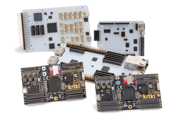 Snickerdoodle compatible accessory boards