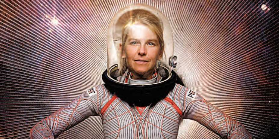 Exclusive Interview: Meet Dr. Dava Newman, Deputy Administrator of NASA