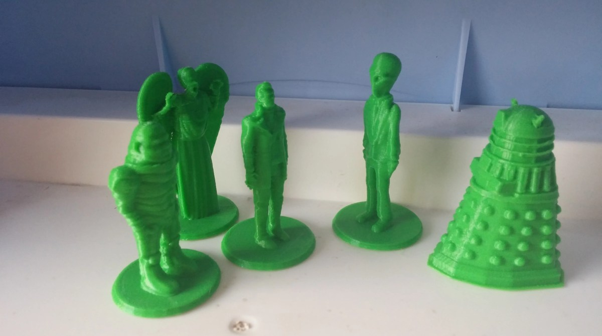 How to Design and 3D Print Your Own Custom Gaming Miniatures
