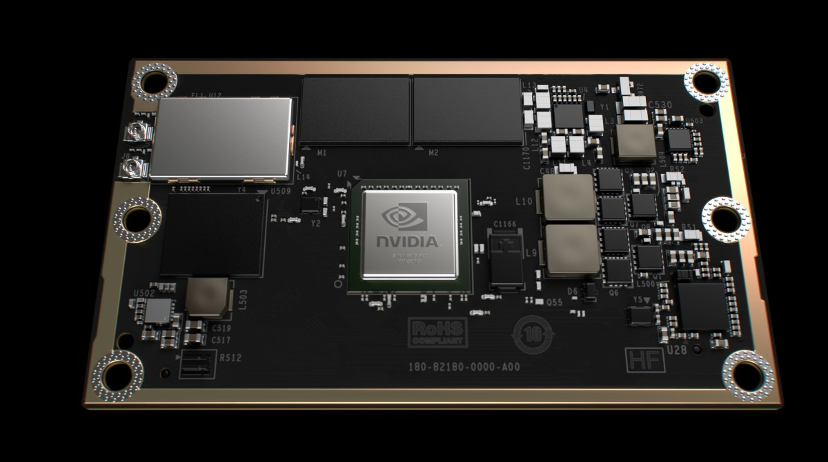 New NVidia X1 Board Has Serious AI Chops. What Could You Build with It?