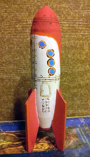 Repconn Rocket Toy