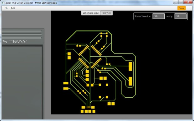 Circuit Factory Design Software.