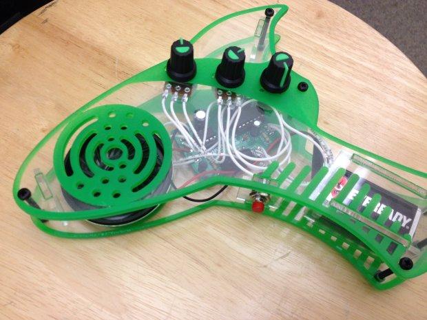 Vector Raygun Kit