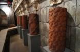 Decorative column pieces