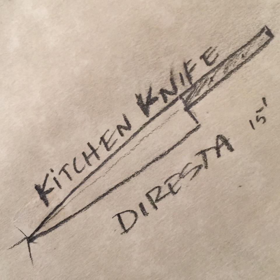 DiResta: Kitchen Knife
