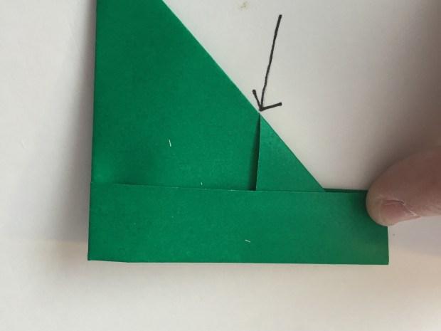 Fold a Festive Origami Wreath