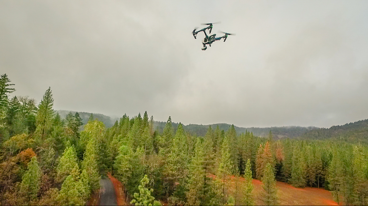 Search and Rescue Teams Aim to Save Lives with Off-the-Shelf Drones