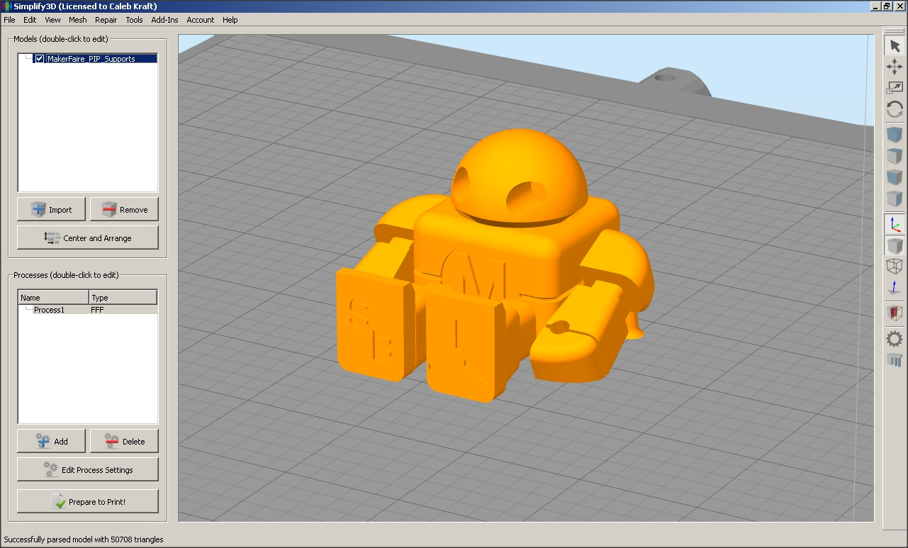 Review: At 0, Simplify3D Software is Worth It, for Some