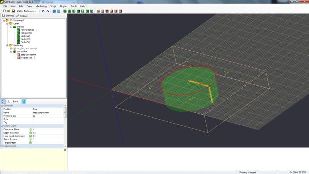 b - screenshot of feedrate-test, this is smart