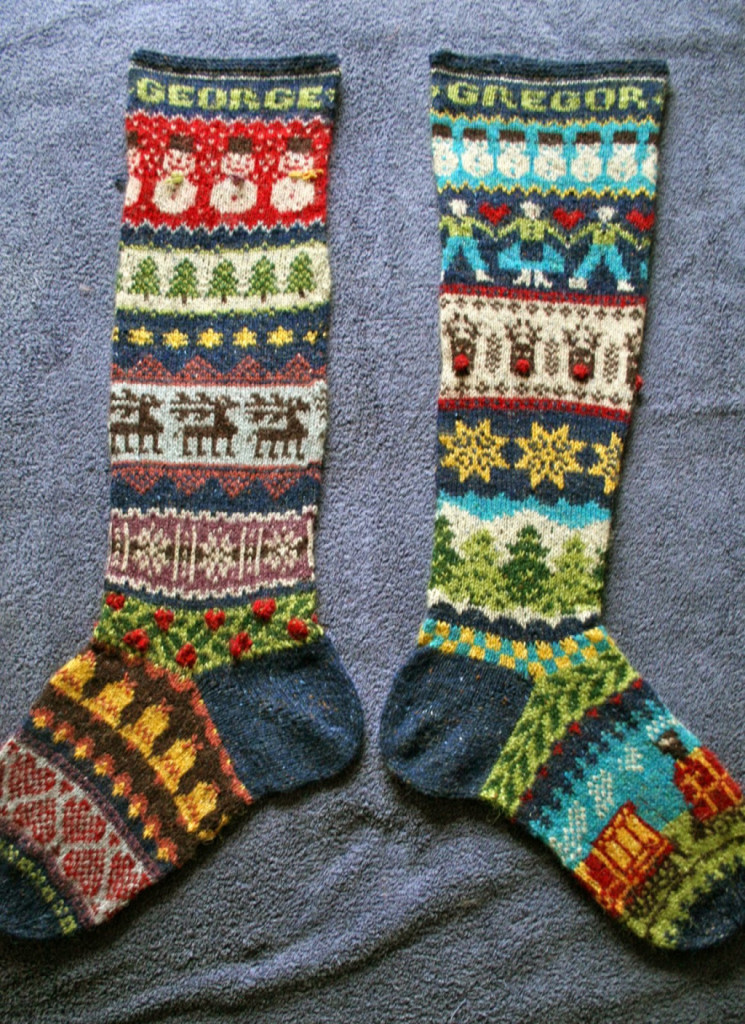 ec34f23ed 5 Christmas Stocking Projects