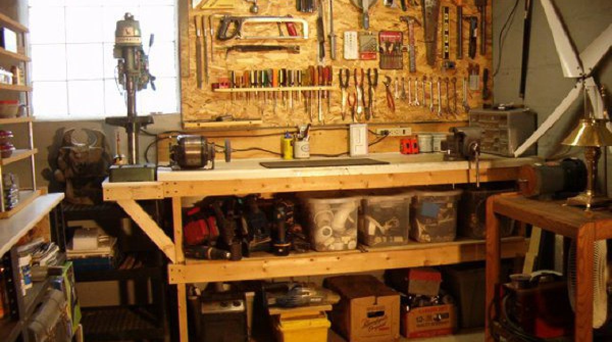 10 Tips for Organizing Your Workshop