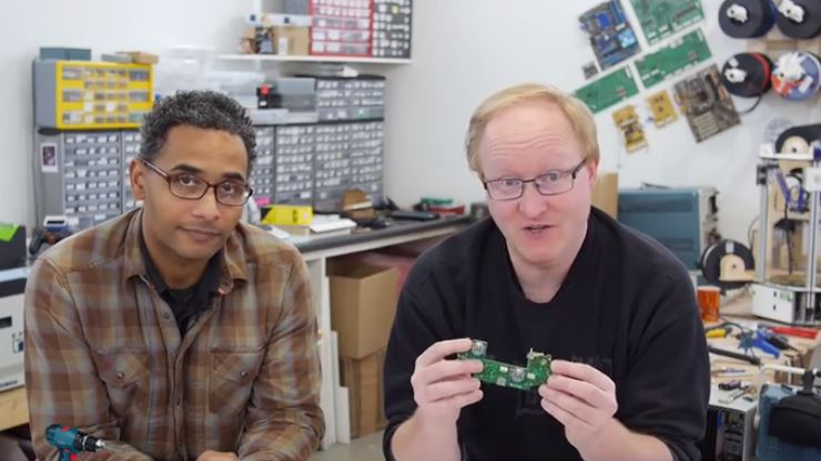 Modifying Xbox Controllers for Gamers with Disabilities: Ben Heck Shows How