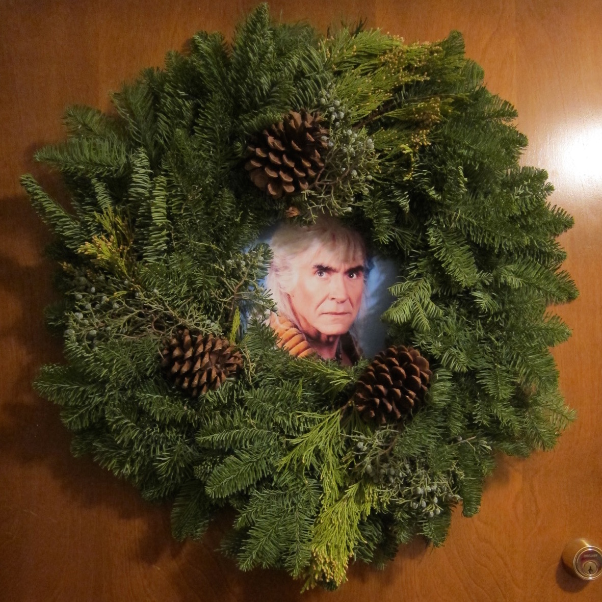 Behold The Wreath Of Khan