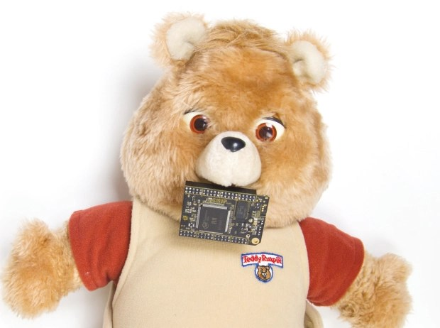 m49_ChippyRuxpin 3 e1450906993351 620x462?resize=620%2C462 hack a teddy ruxpin to say everything you type or tweet make teddy ruxpin wiring diagram at bakdesigns.co