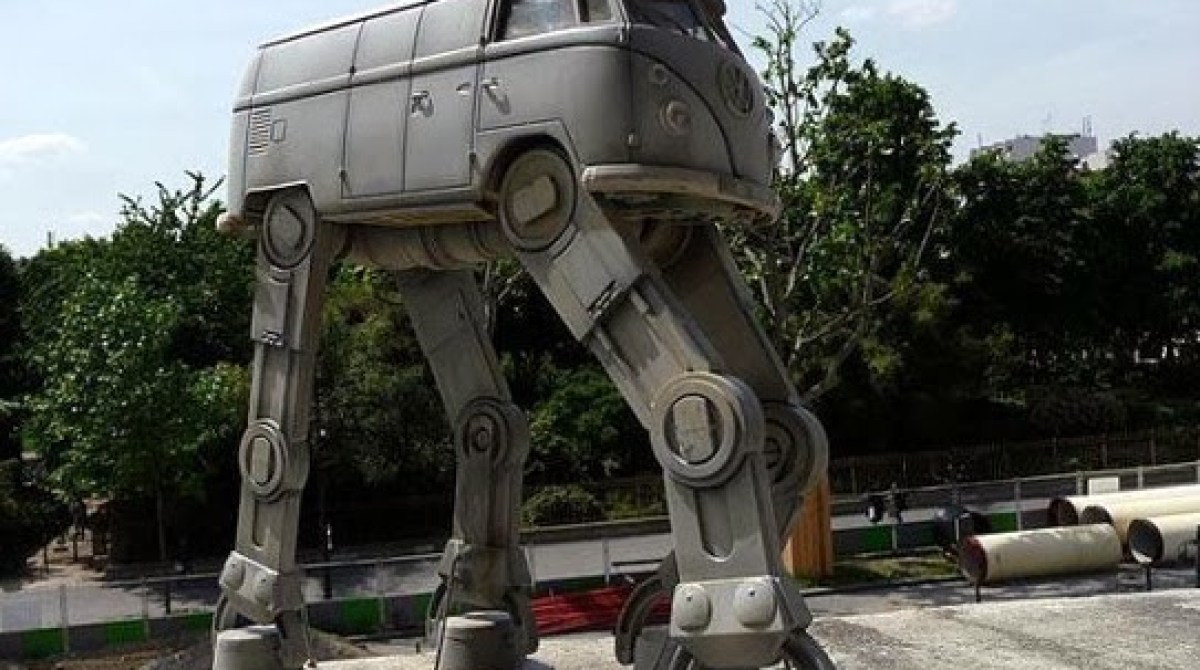 9 Star Wars Vehicles from a Galaxy Not So Far, Far Away