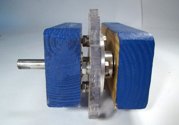 Track Drive End Assembly