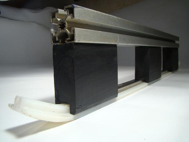 Track Frame angle