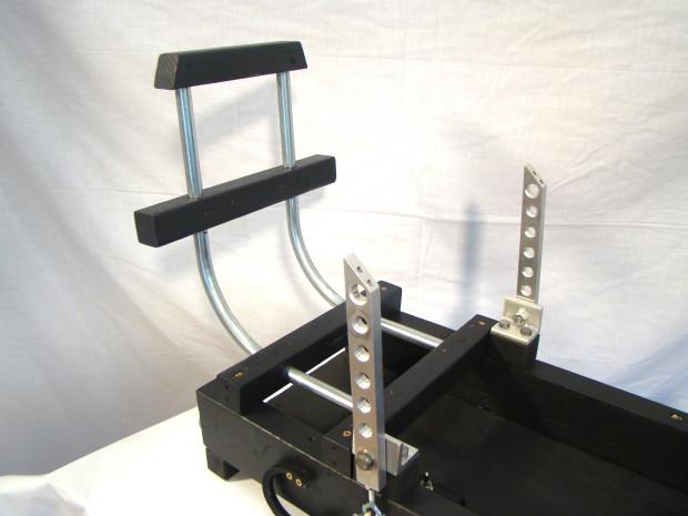 Conduit seat frame