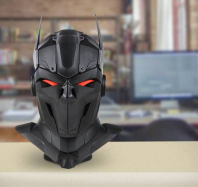 10d4e521e3b 3D Print This Incredible Superhero Mask from Zortrax