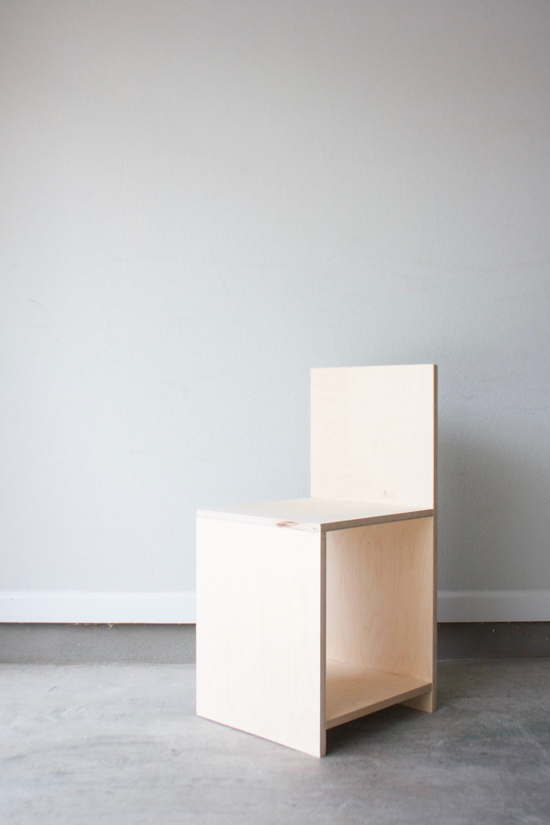 Marfa-Inspired Minimal Chair-29