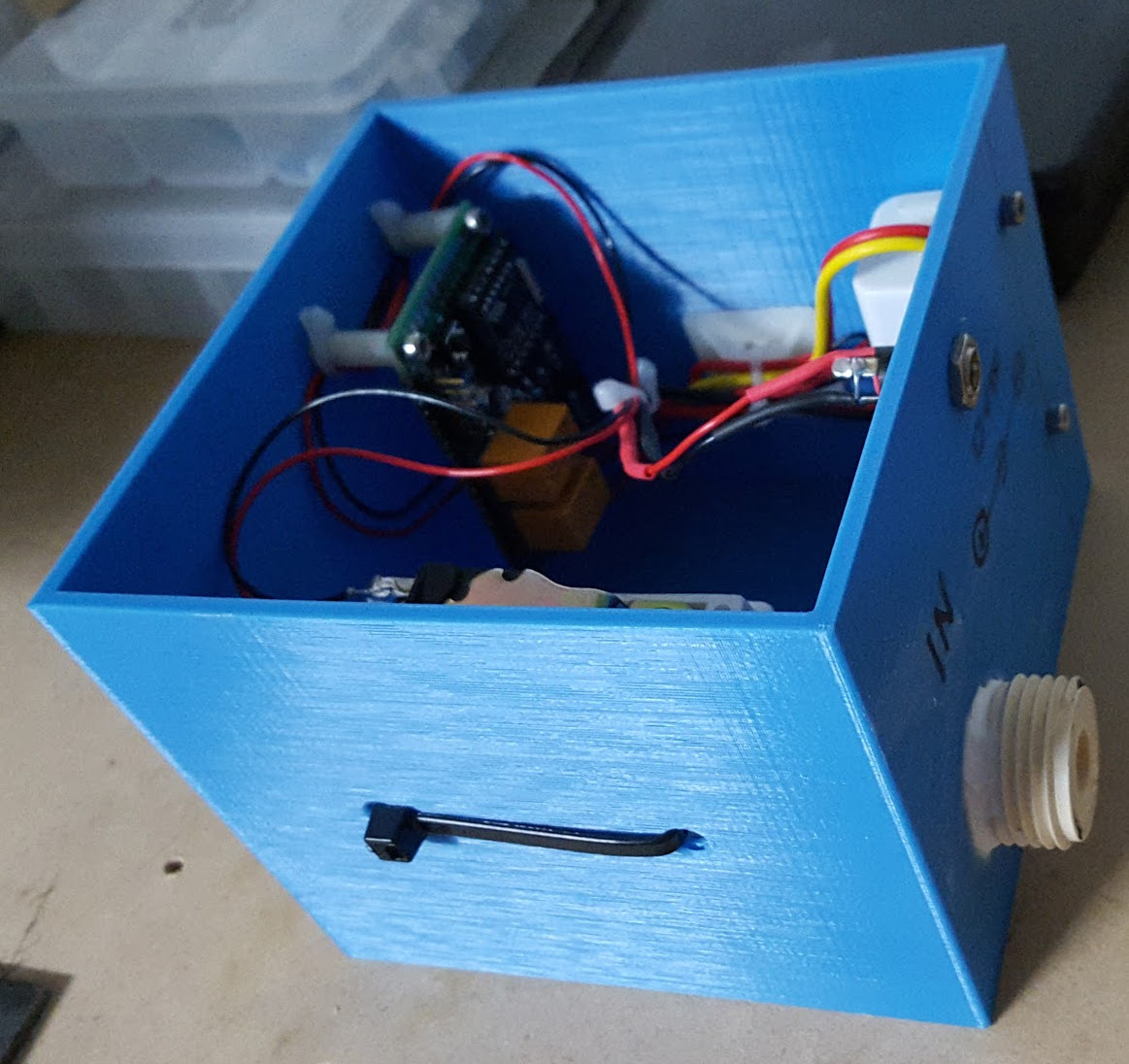 How to Build a Cheap Wi-Fi Controlled Water Valve | Make: