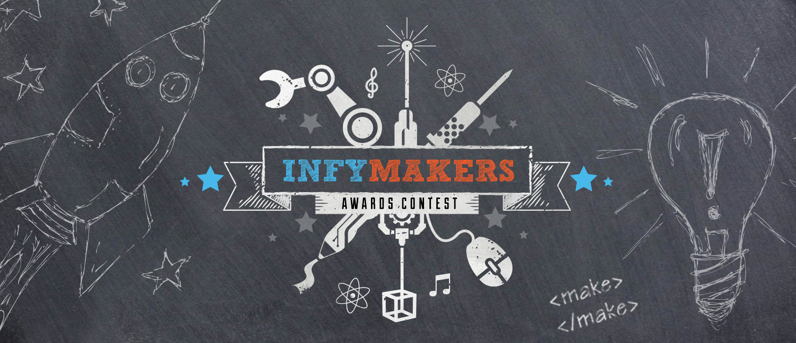 Infosys Awarding 5K in Prizes to Makers Making a Difference
