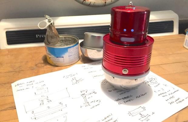 Wobble Bot Robot Recipe