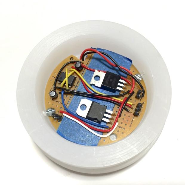 Circuit in Coupling Ring