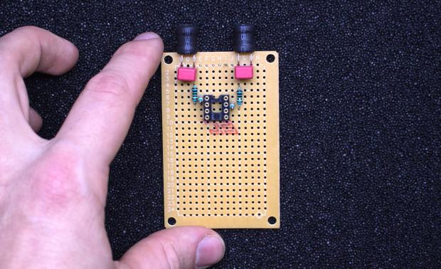 Elektrosluch 8