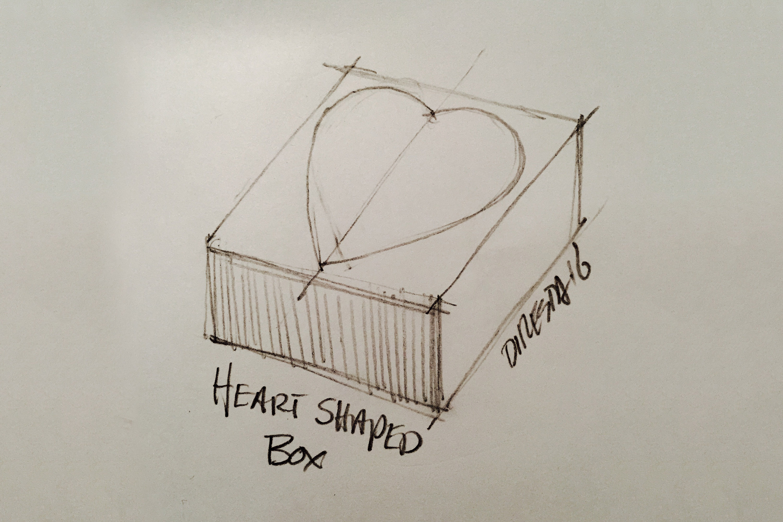 DiResta: Heart Shaped Box