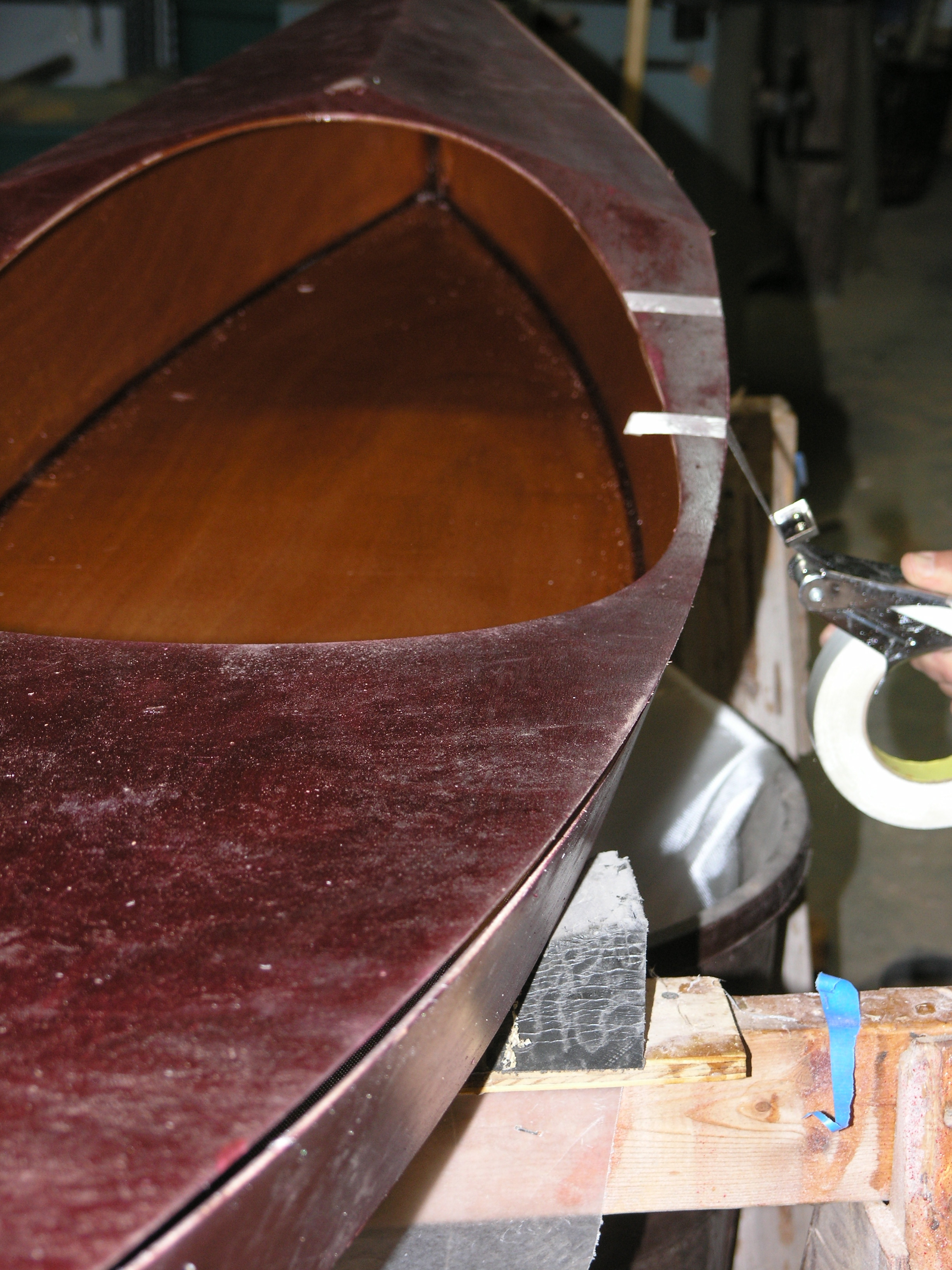 ^ Building a hild Sized Kayak from a Single Sheet of Plywood Make: